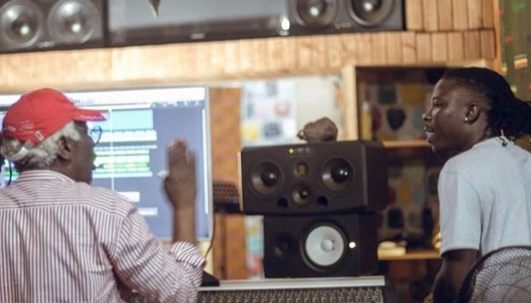 World reggae legend , Alpha Blondy, makes huge announcement of a soon coming collaboration with Stonebwoy
