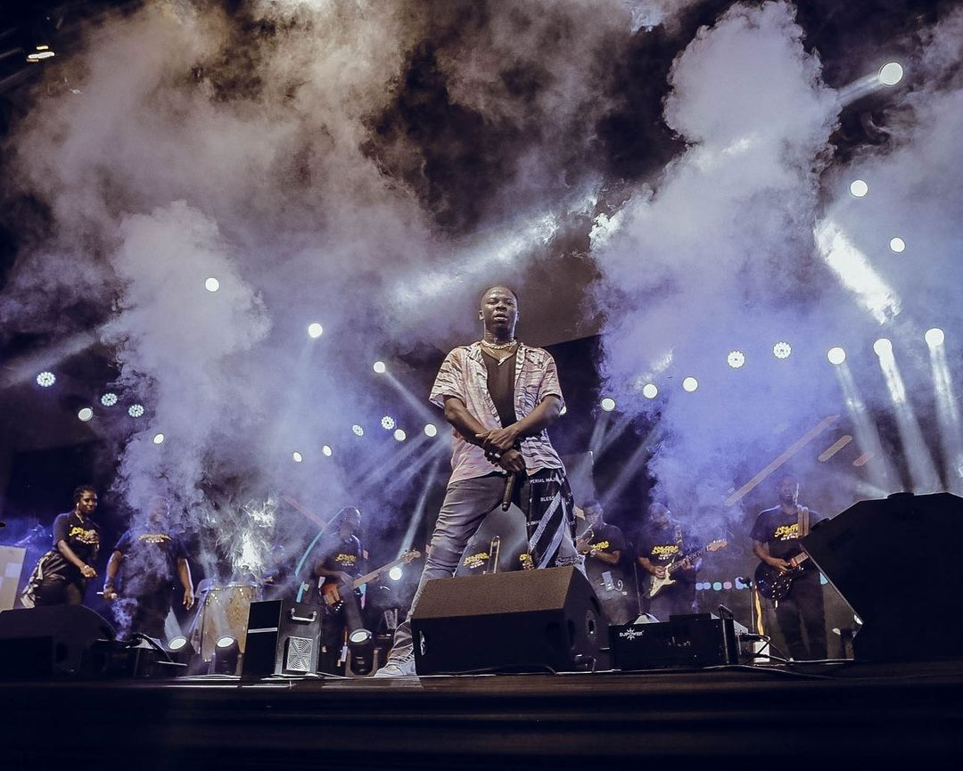 Stonebwoy takes over Europe and America this August for a string of concerts
