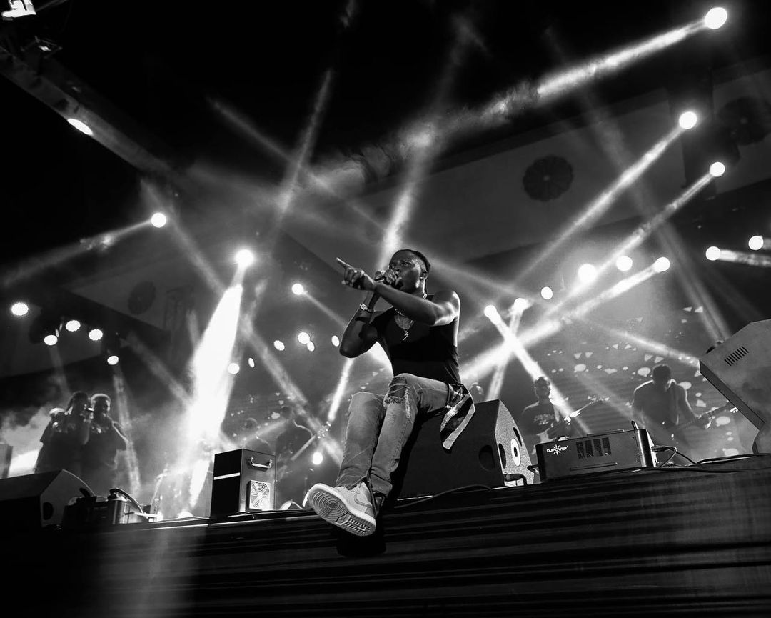 REVIEW: With three different stages; Stonebwoy makes historic statement with 'Anloga Junction' album virtual concert