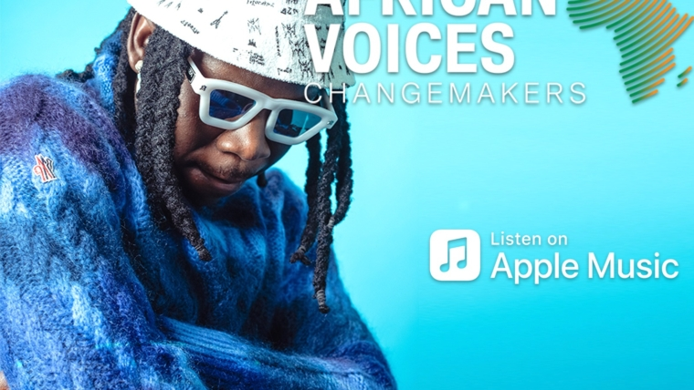 """Apple Music features Stonebwoy in a special CNN playlist after his """"CNN Africa Voice Changers"""" documentary"""