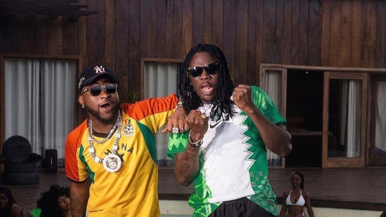 Stonebwoy, Davido, and Zlatan connect to create a new African sound