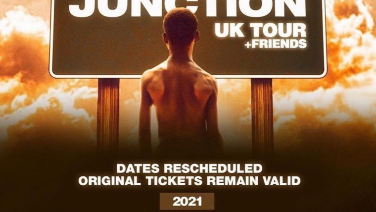 Livenation shares new dates for Stonebwoy's 'Anloga Junction' UK tour