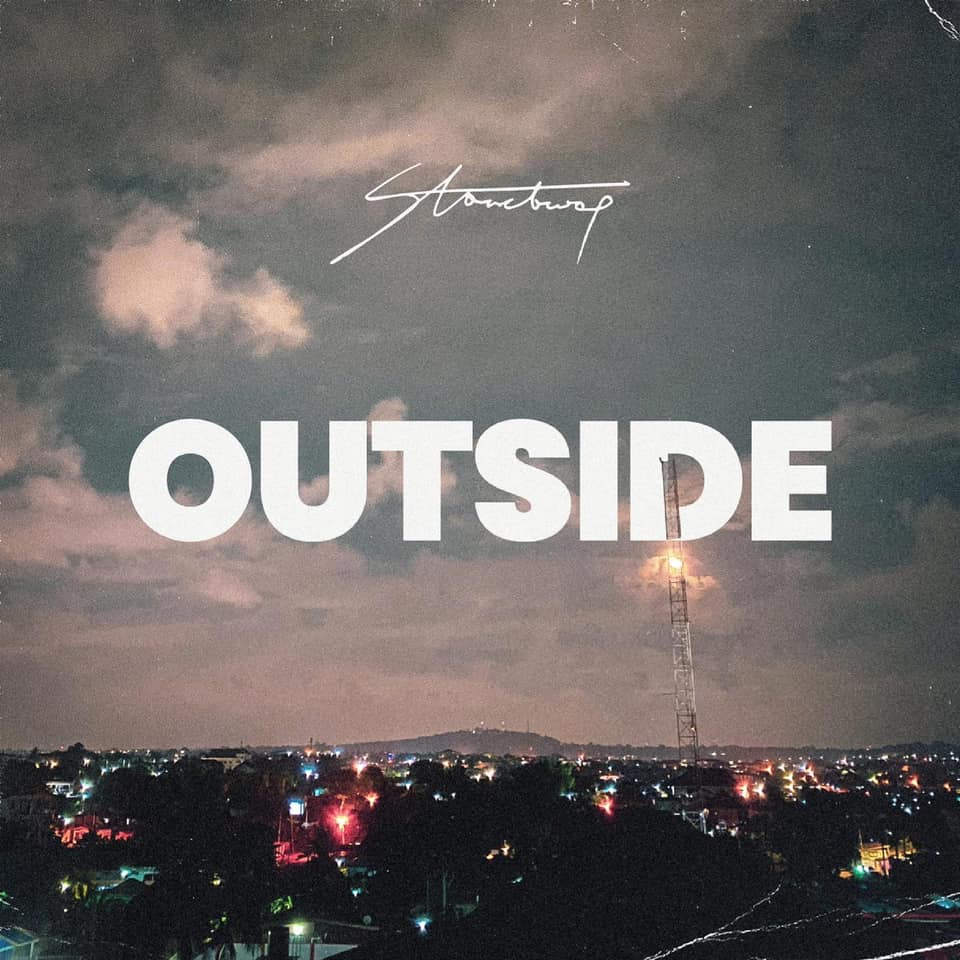 """""""OUTSIDE"""": Stonebwoy joins #FixTheCountry campaign with a revolutionary single"""