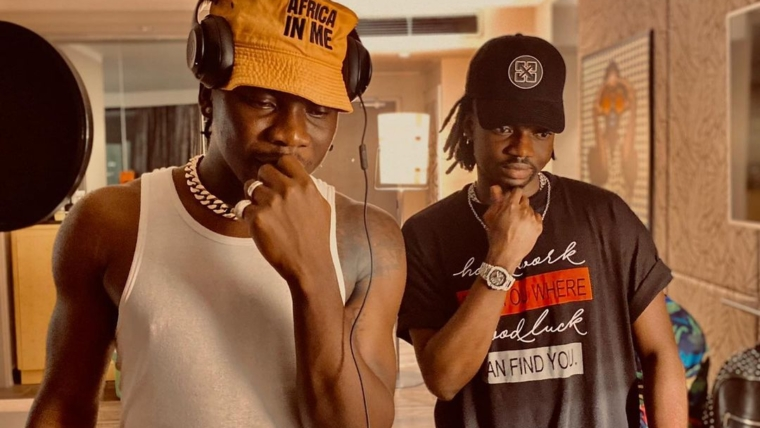 """Stonebwoy and Ivorian sensation, Remy Adan, collide on the remix of """"PUTUU"""" – Stream here"""