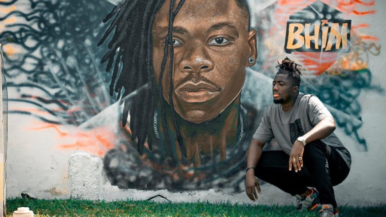 """Fan to Stonebwoy: """"You are an inspiration and a GOD"""""""