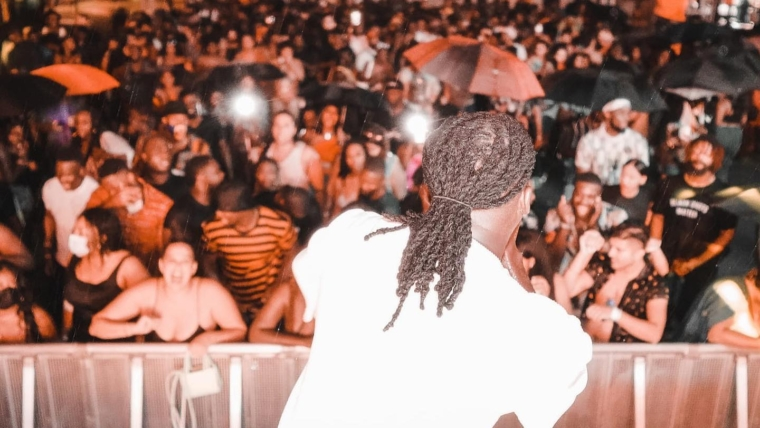 Afrocarnival 2021: Stonebwoy reigns in New York – See photos
